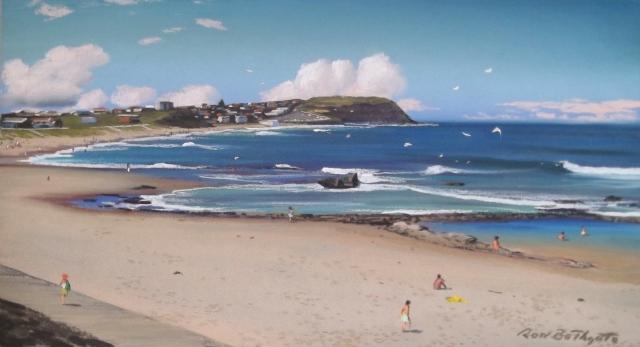 Australian Artist Rod Bathgate