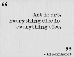 Art is Art   Art Affair from Mark Widdup