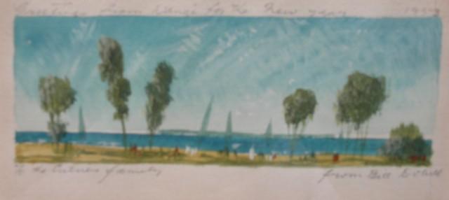 William Dobell Australian Artist