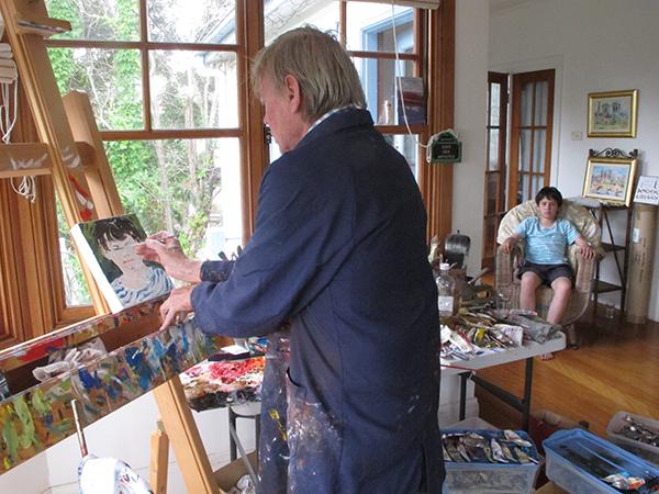 Matthew Perceval, Australian Artist