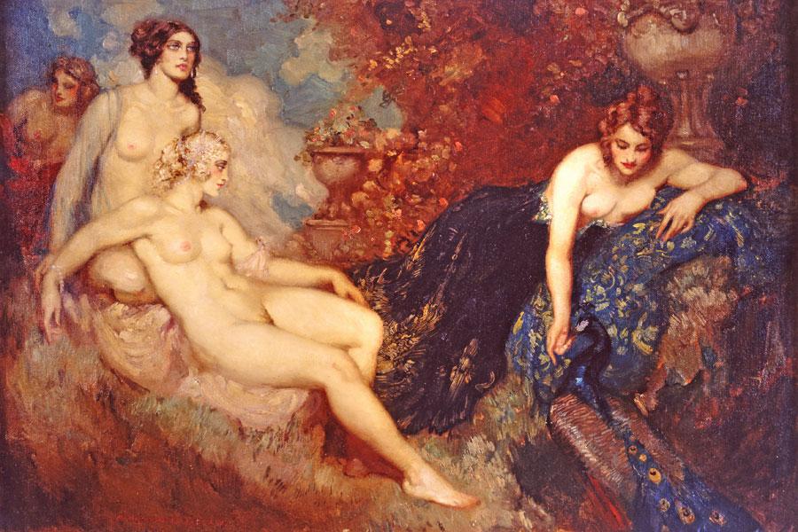 Art Affair Mark Widdup