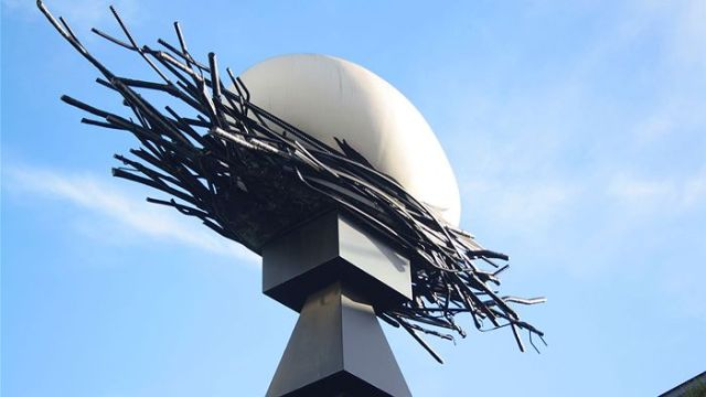 Black Totem II by Brett Whiteley lands in Newcastle