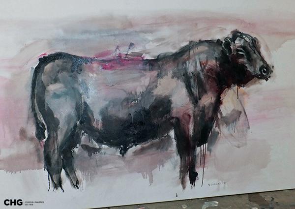 James Kearns. Artist