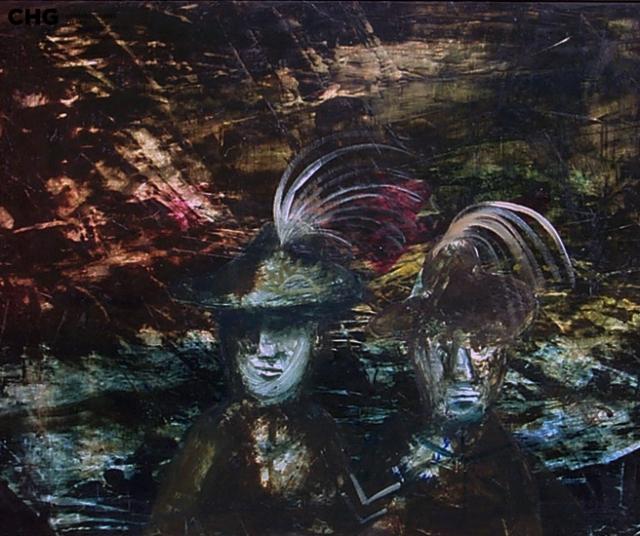 'Gallipoli by Sidney Nolan'
