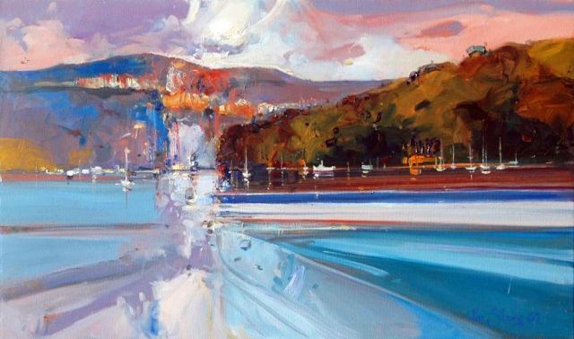 Ken Strong, artist